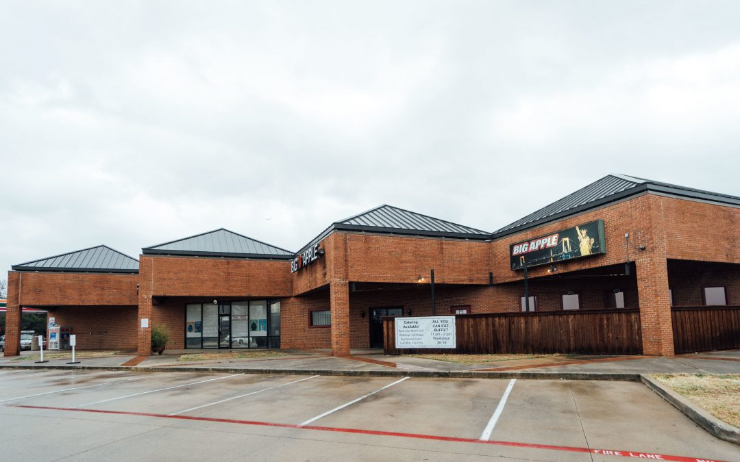 Commercial Project in Fort Worth, Texas